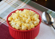 How to freeze fresh sweet corn