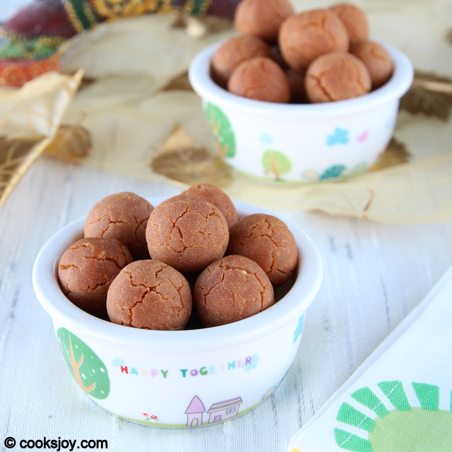 Vella Seedai (Jaggery Seedai) | Cooks Joy