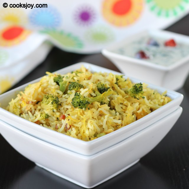 Cabbage Broccoli Rice | Cooks Joy