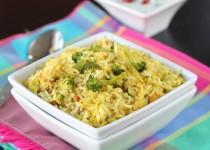 Cabbage Broccoli Rice