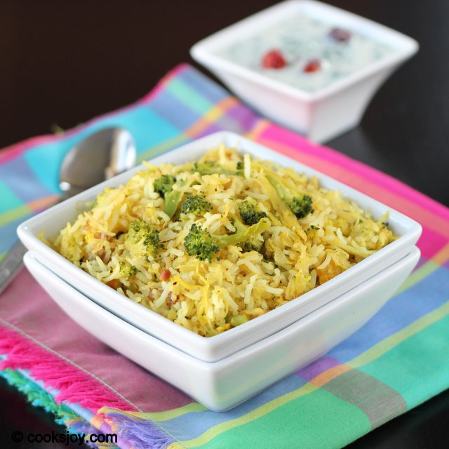 Cabbage Broccoli Rice | Cooks Joy
