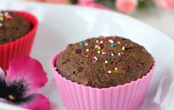 Zucchini Chocolate Cupcake | Cooks Joy