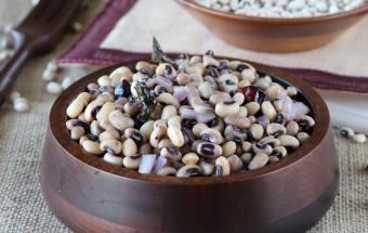 Blackeyed Peas Sundal (Kaaramani Sundal) | Cooks Joy