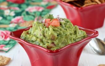 Guacamole (Tangy Dip) | Cooks Joy