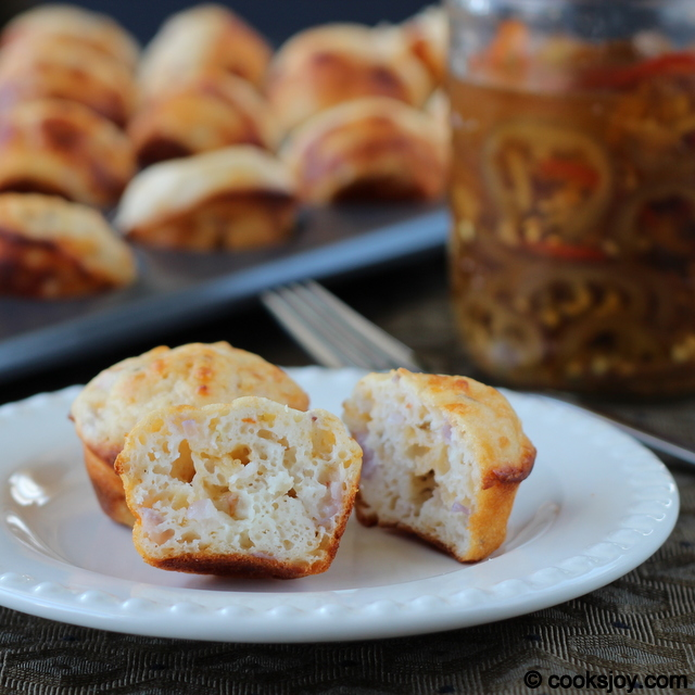 Spicy Jalapeno Muffins | Cooks Joy