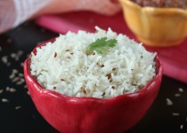 Jeera Rice (Cumin flavored Rice)