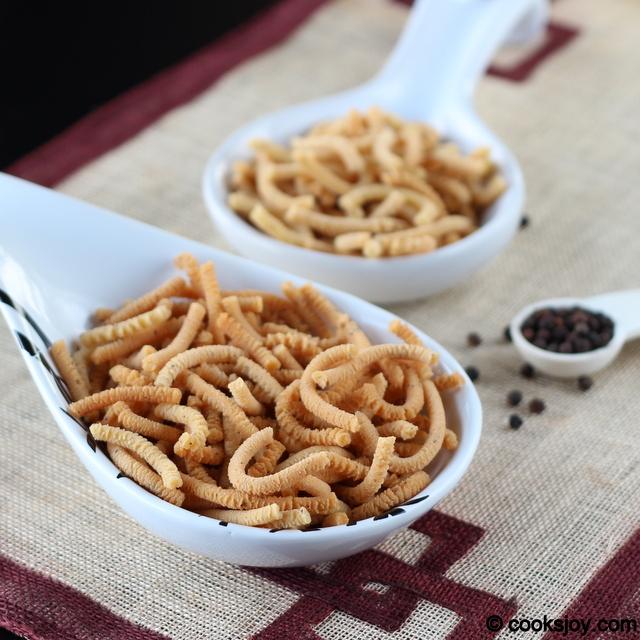 Karasev (Diwali Snack) | Cooks Joy