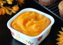 Homemade Pumpkin Puree