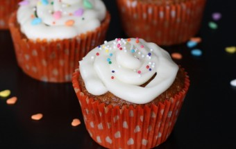 Carrot-Banana Cupcake | Cooks Joy