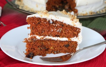 Carrot Cake | Cooks Joy