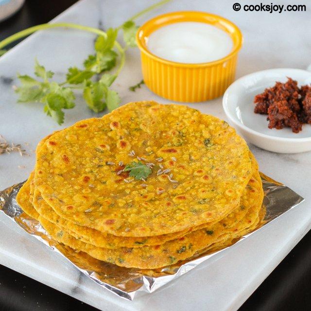 Masala Thepla | Cooks Joy
