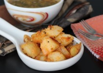 Simple Potato Curry (Fry)
