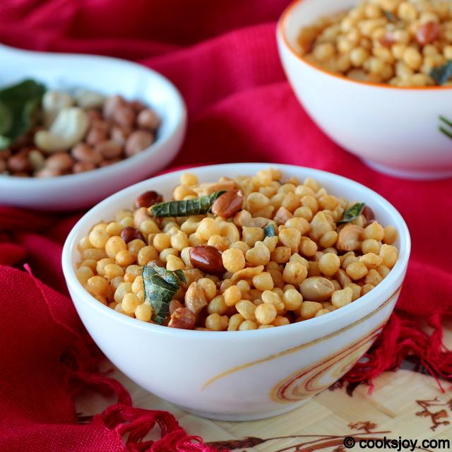 Kara Boondhi | Cooks Joy