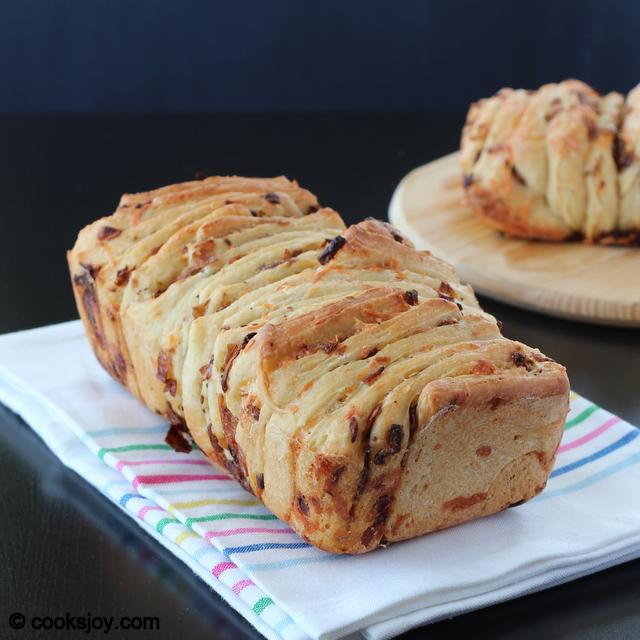 Onion-Cumin Pull Apart Bread | Cooks Joy