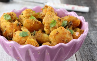 Aloo (Potato) Gobi (Cauliflower) | Cooks Joy