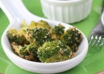Broccoli Garlic Breadcrumb Fry