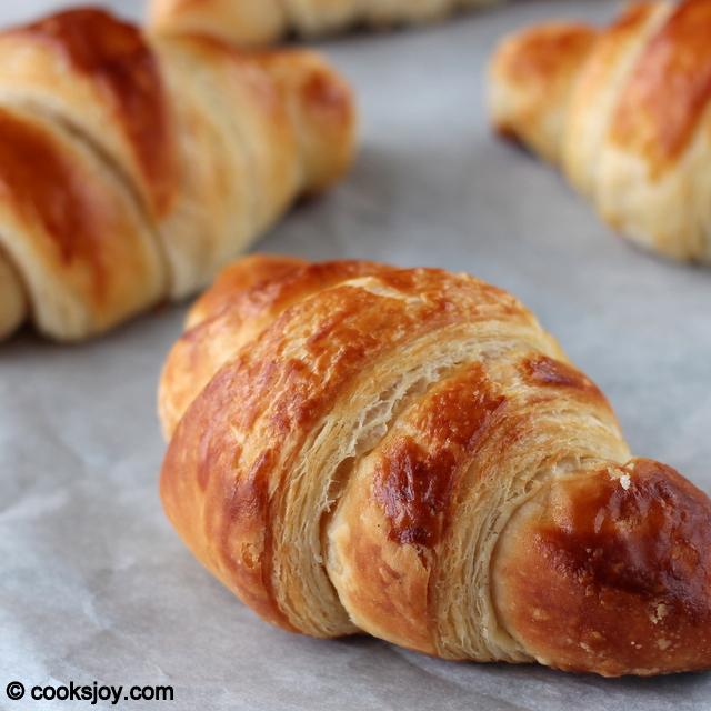 Classic Croissants | Cooks Joy