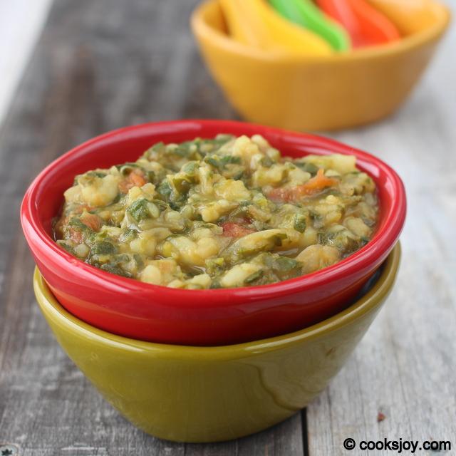 Aloo Methi (Venthaya Keerai) | Cooks Joy