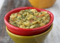 Aloo Methi (Potato – Fenugreek leaves Gravy)