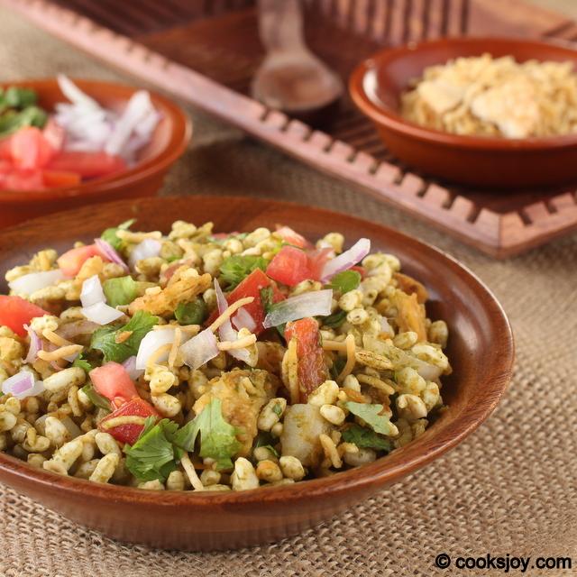 Bhel Puri | Cooks Joy