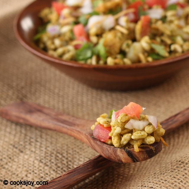 Bhel Puri (Poori) | Cooks Joy