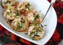 Dahi(Yogurt) Papdi Chaat