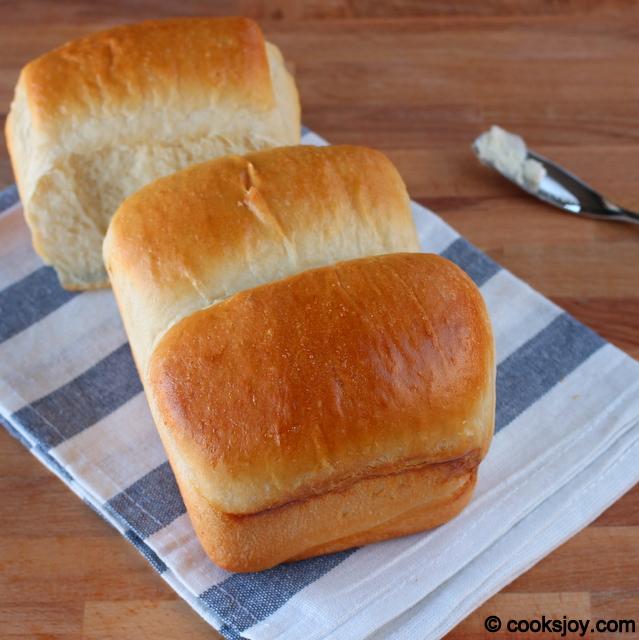 Hokkaido Milk Bread with Tangzhong | Cooks Joy
