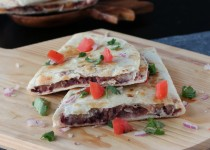 Red Beans (Kidney Beans) Quesadilla
