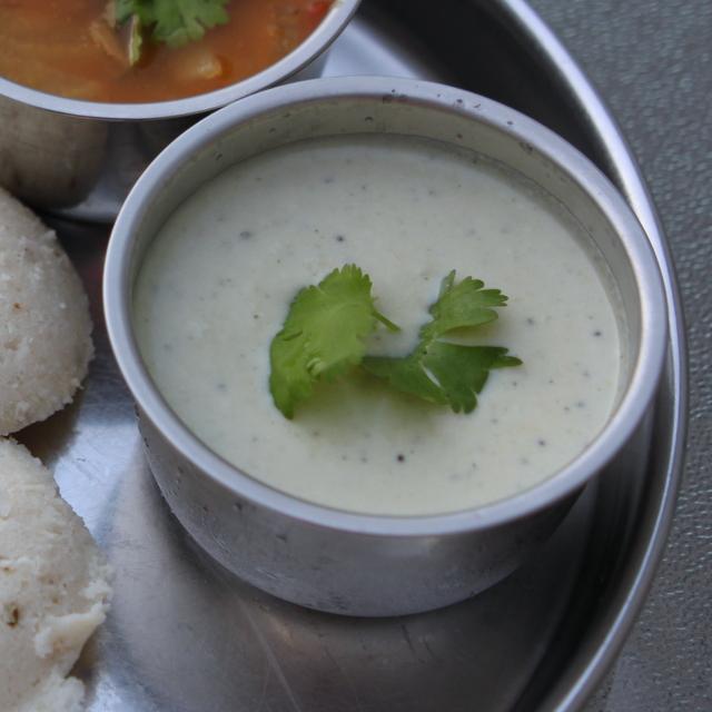 Coconut Chutney | Cooks Joy