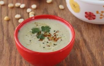 Coconut Chutney (Thengai Chutney) | Cooks Joy