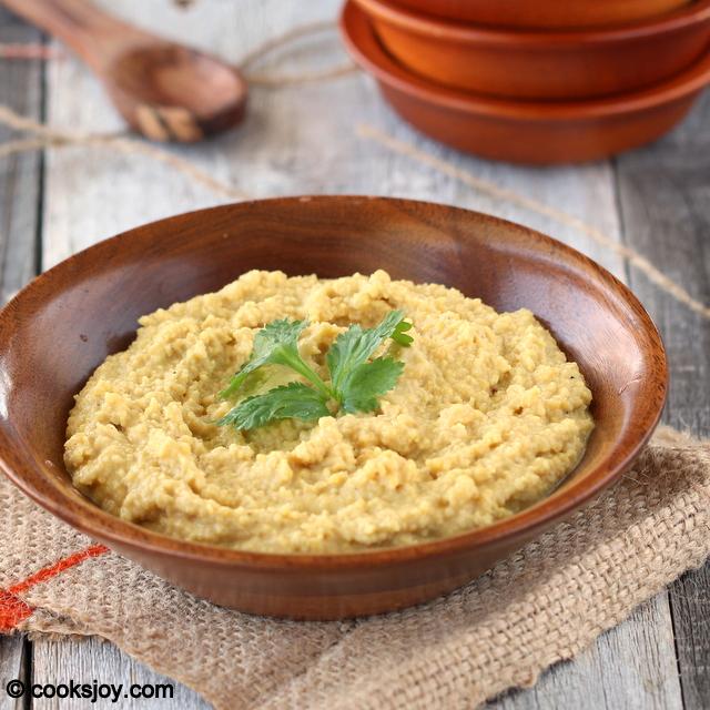Paruppu Thogayal (Paruppu Thuvayal) | Cooks Joy