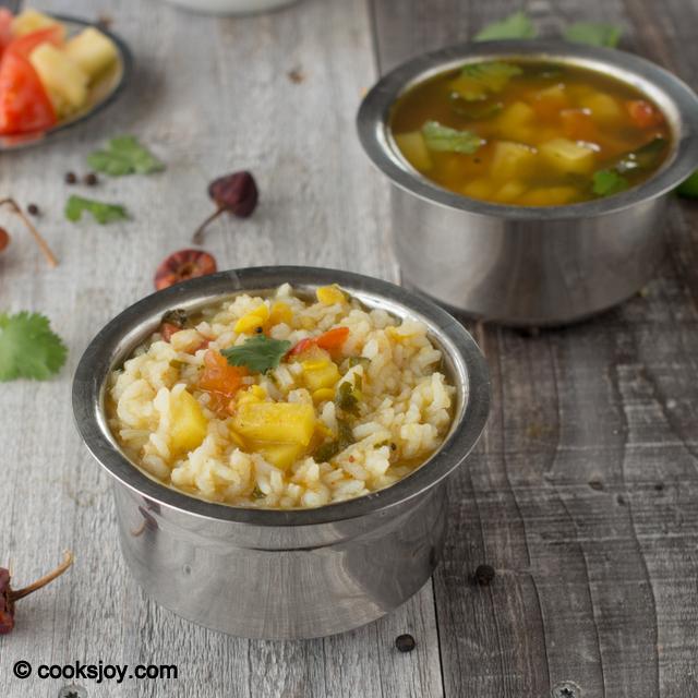 Pineapple Rasam | Cooks Joy