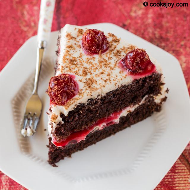 Black Forest Cake | Cooks Joy