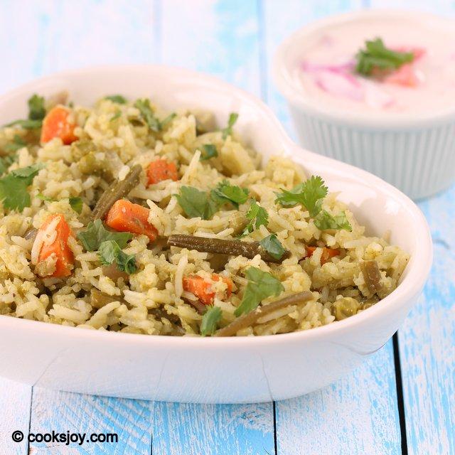 Hyderbadi Biriyani | Cooks Joy