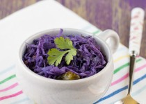 Purple Cabbage Fry