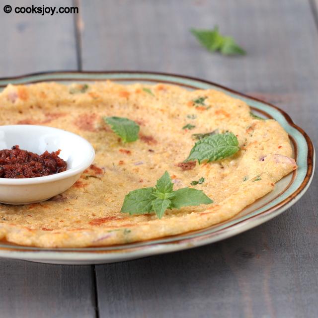 Quinoa Adai | Cooks Joy