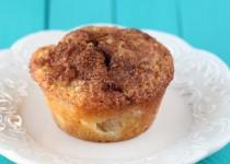 Rhubarb Muffins (Coffee Cake)