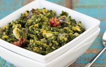 Spinach Dal Poriyal | Cooks Joy
