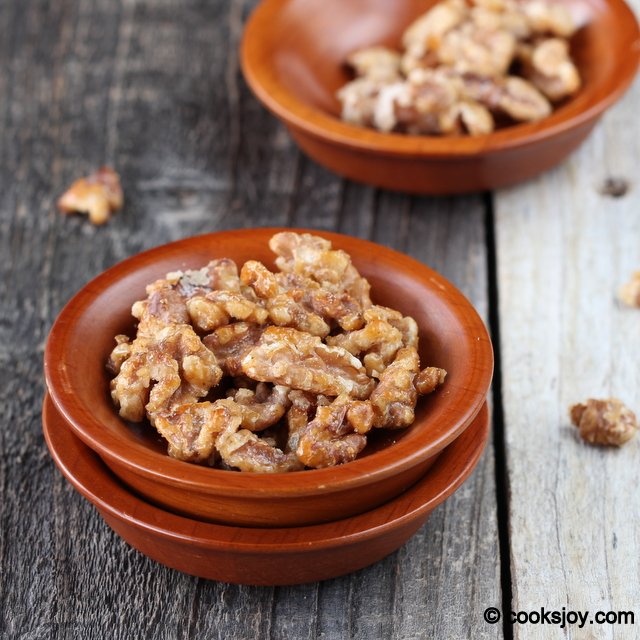 Candied Walnuts | Cooks Joy