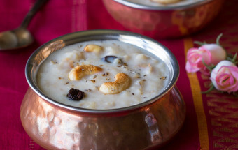 Apple Oats Payasam | Cooks Joy