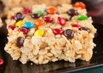 Rice Krispies Treats with Peanut Butter