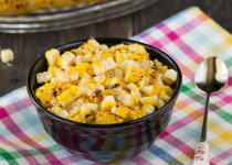 Roasted Corn Chaat