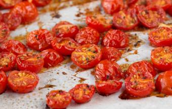 Roasted Plum Tomatoes | Cooks Joy