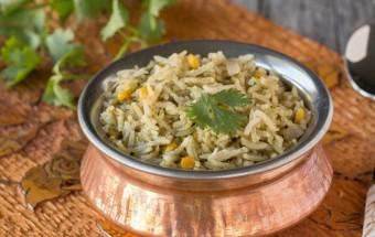 Coriander Rice | Cooks Joy