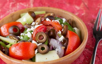 Greek Salad | Cooks Joy