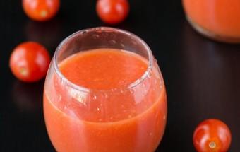 Tomato Carrot Juice | Cooks Joy