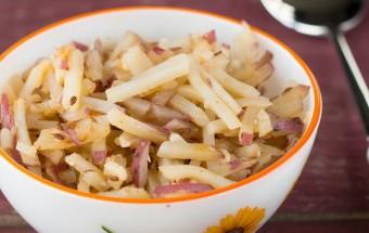 Potato Fry with Garlic | Cooks Joy