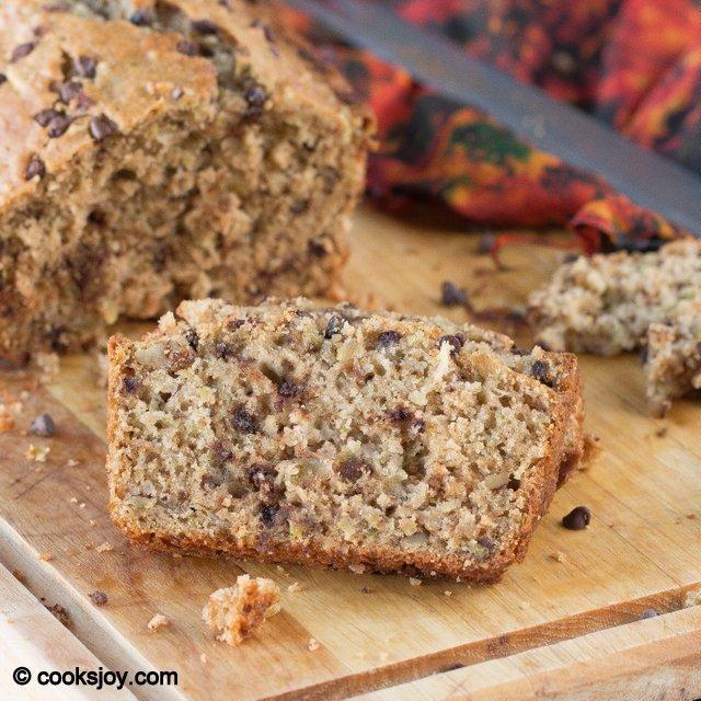 Raw Tomato Bread | Cooks Joy