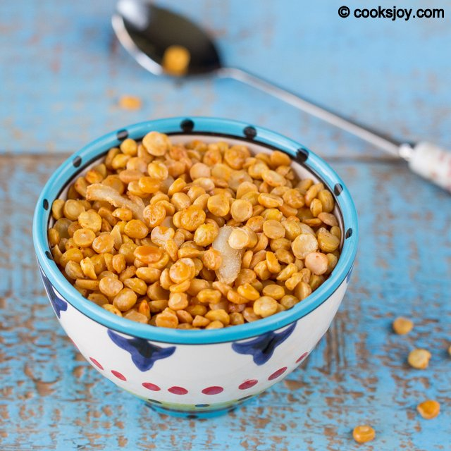 Masala Channa Dal | Cooks Joy