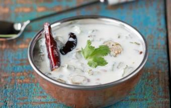 Okra Raita | Cooks Joy